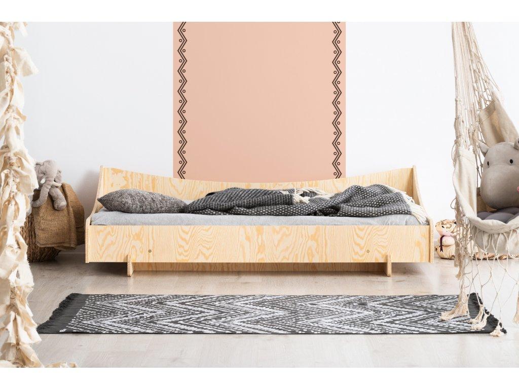 Dizajnová posteľ KIKI 8