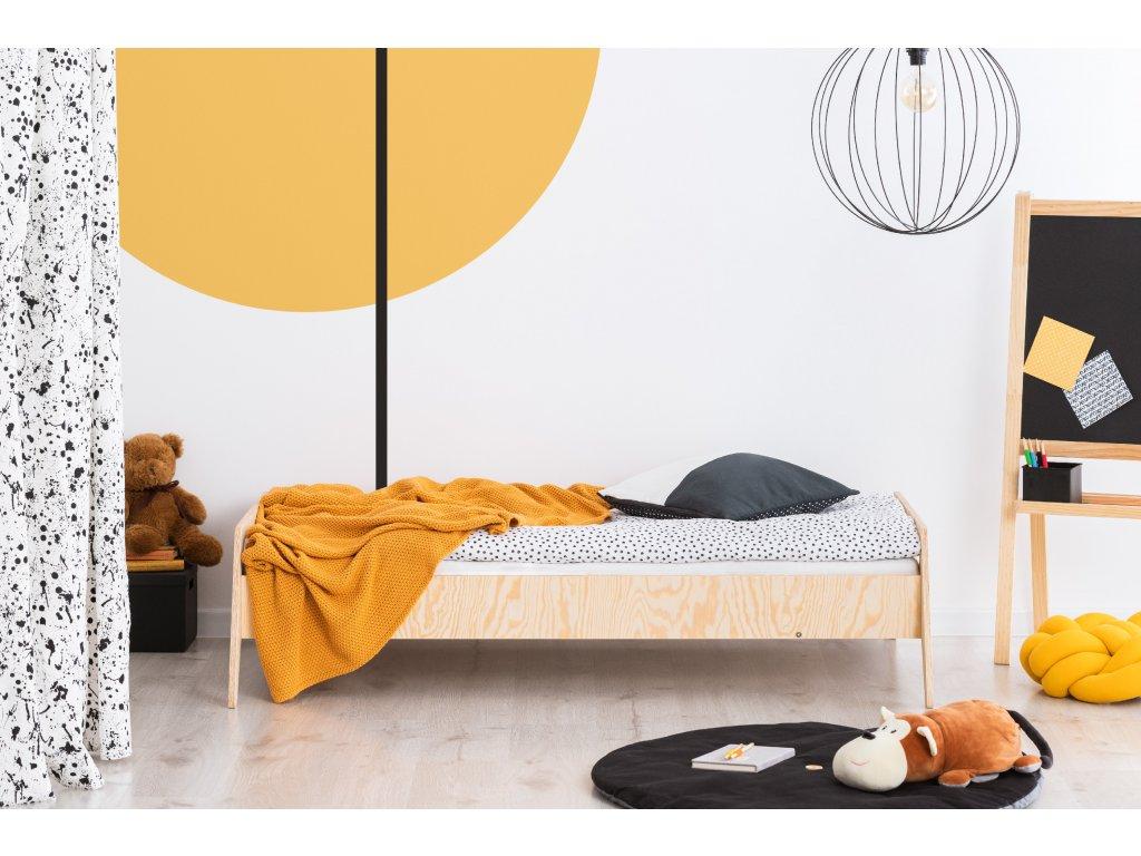 Dizajnová posteľ KIKI 9