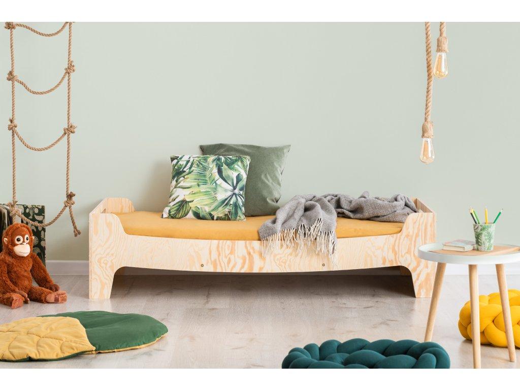 Dizajnová posteľ KIKI 10