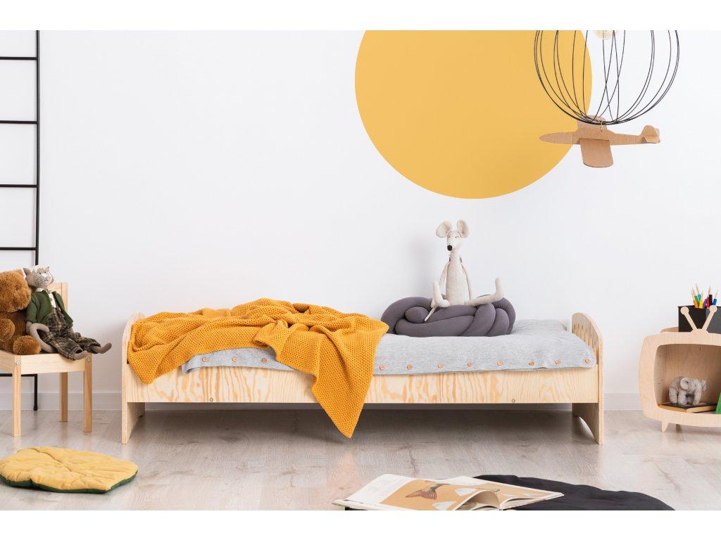 Dizajnová posteľ KIKI 11
