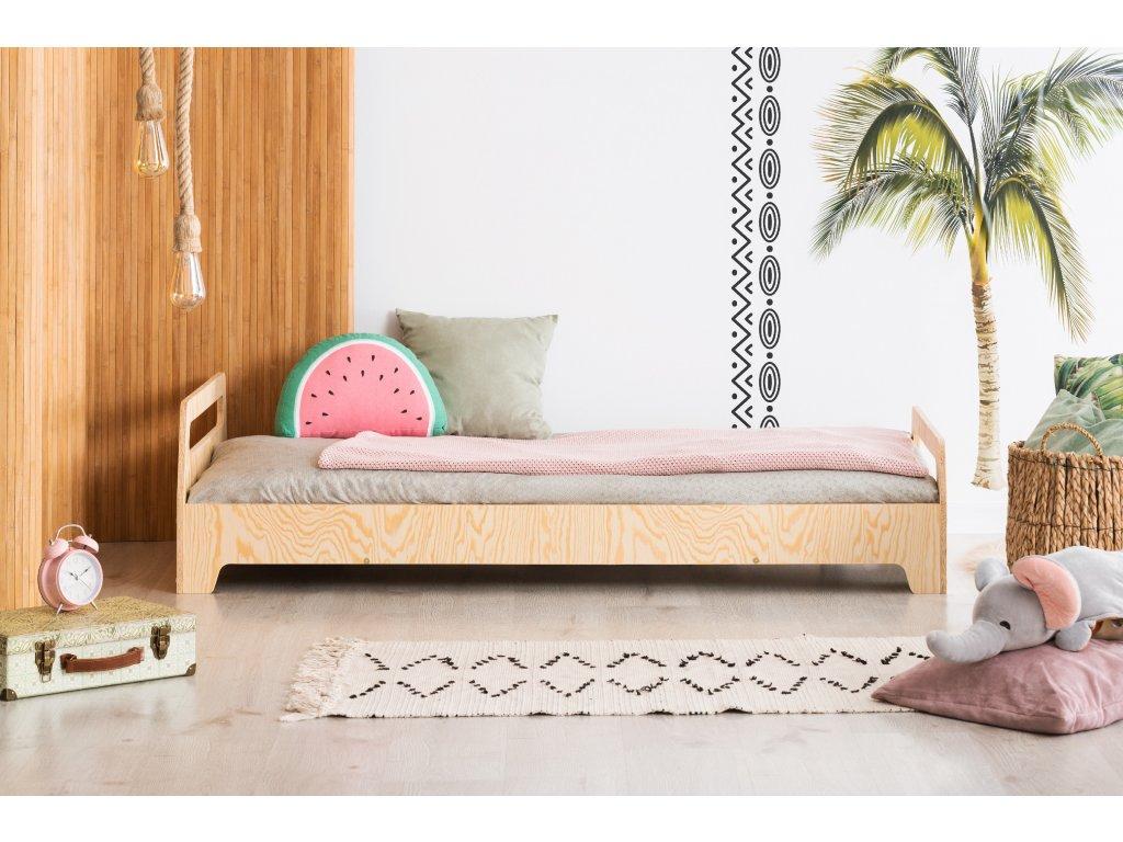 Dizajnová posteľ KIKI 12