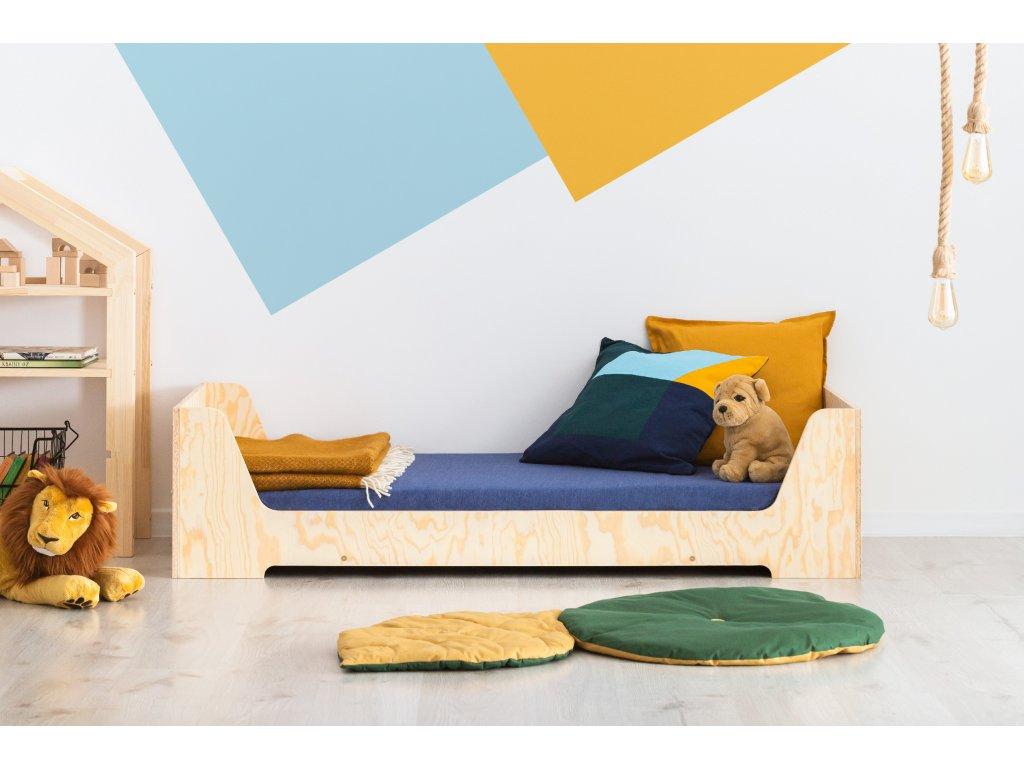 Dizajnová posteľ KIKI 13