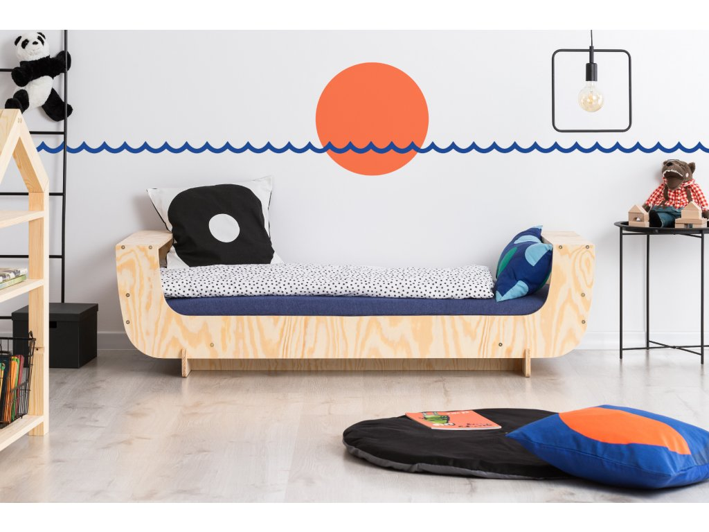 Dizajnová posteľ KIKI 14