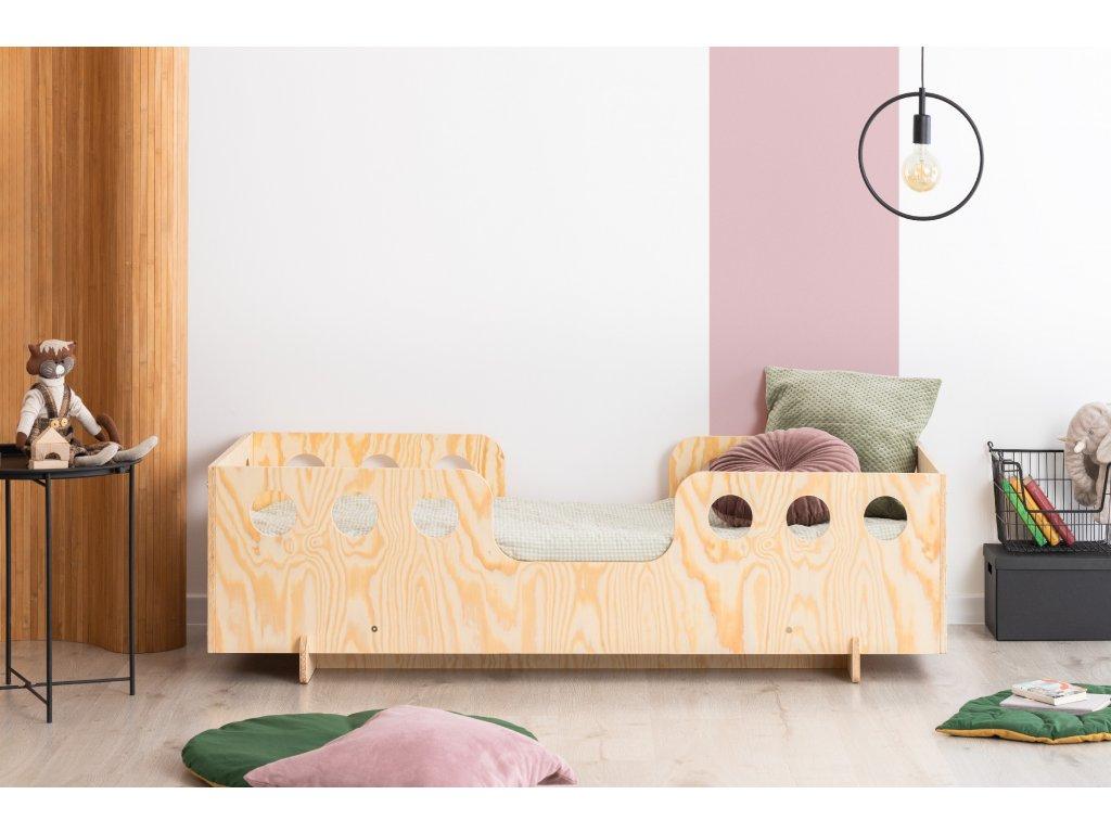 Dizajnová posteľ KIKI 15