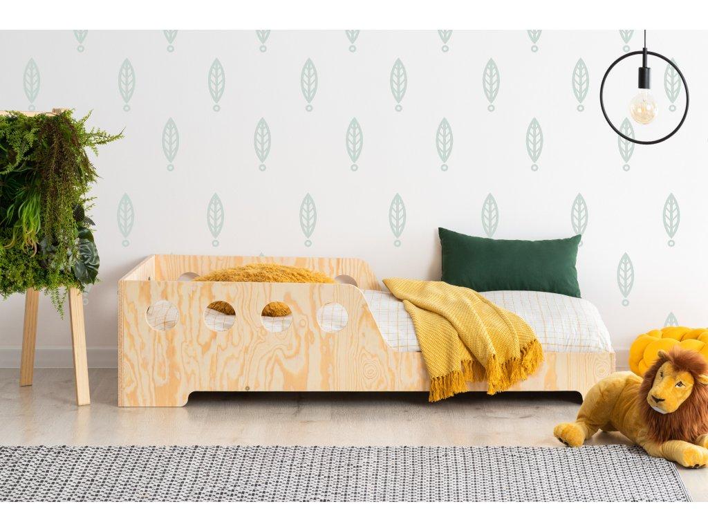 Dizajnová posteľ KIKI 16