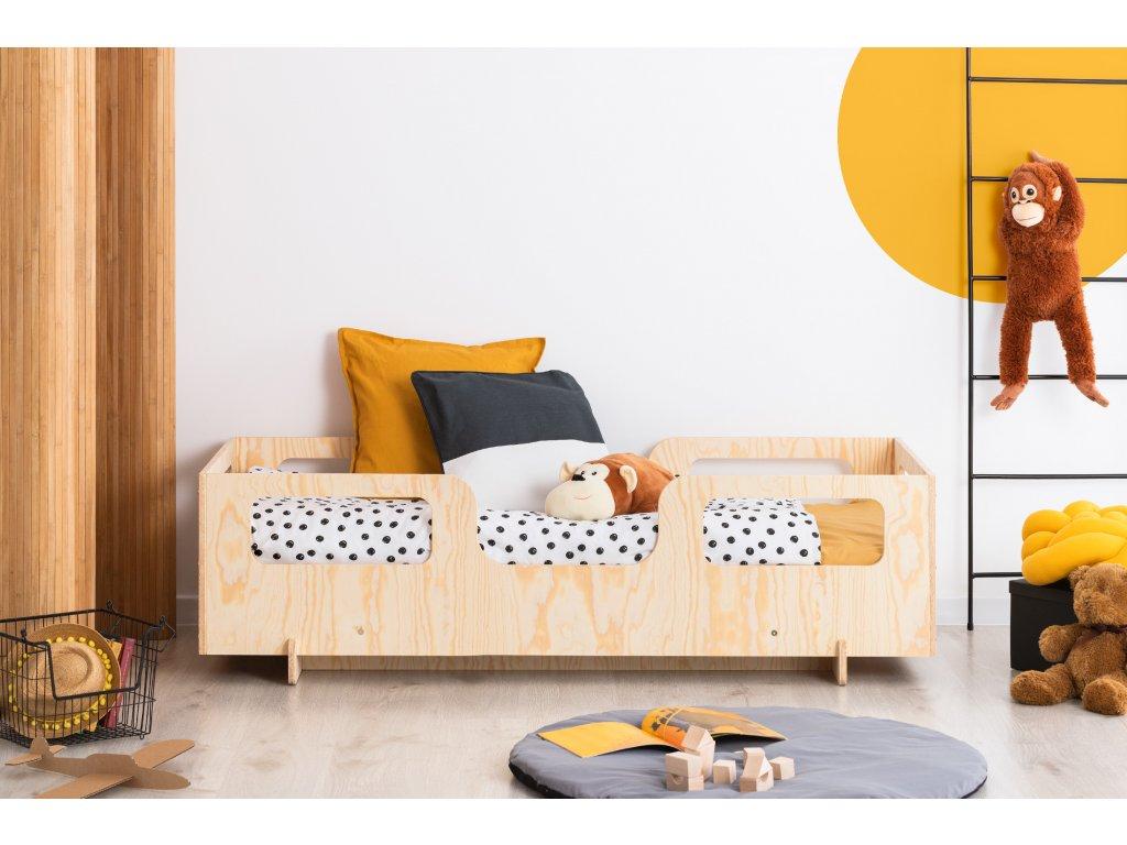 Dizajnová posteľ KIKI 17