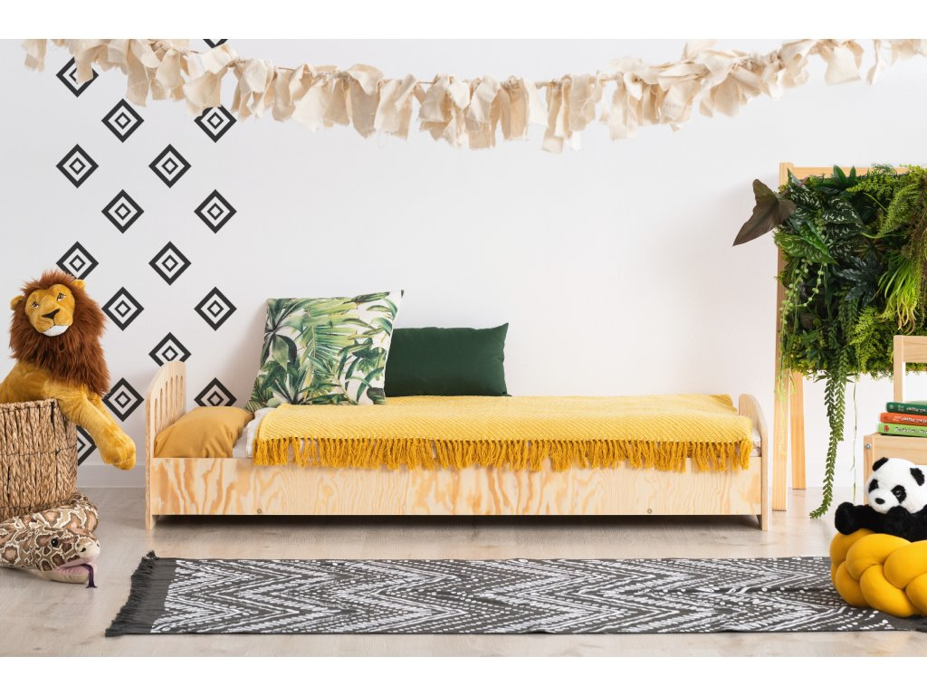 Dizajnová posteľ KIKI 18