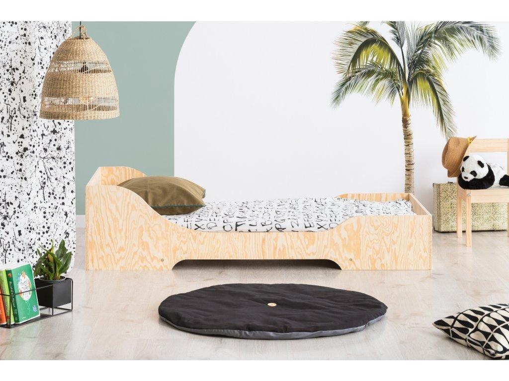 Dizajnová posteľ KIKI 19