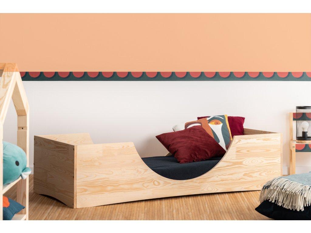 Dizajnová posteľ PEPE 2