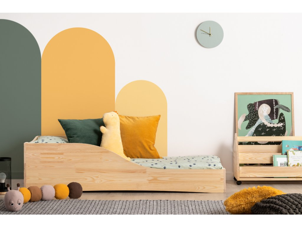 Dizajnová posteľ PEPE 3
