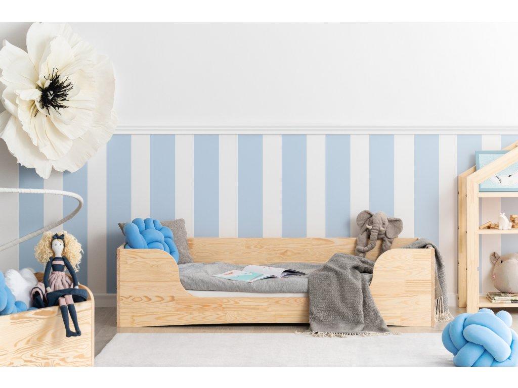 Dizajnová posteľ PEPE 4