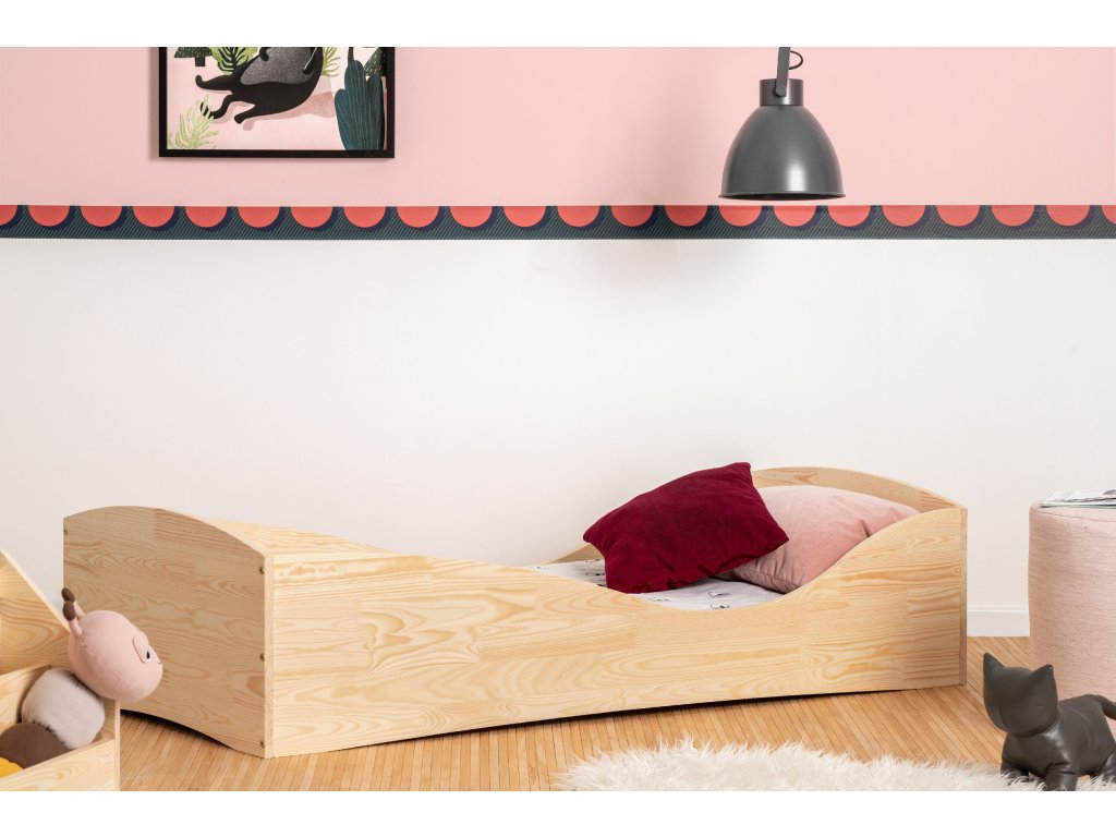 Dizajnová posteľ PEPE 5