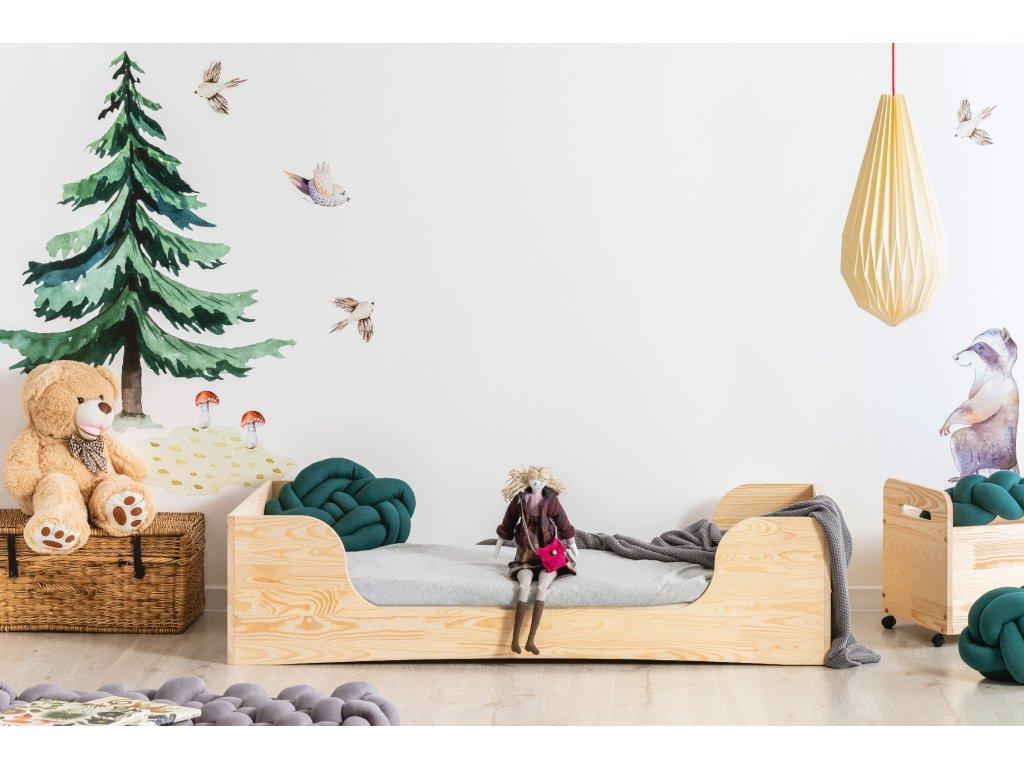 Dizajnová posteľ PEPE 6