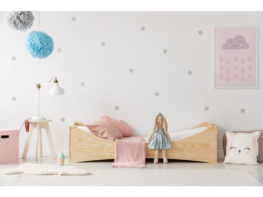 Dizajnová posteľ BOX 3