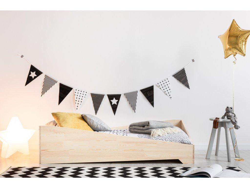 Dizajnová posteľ BOX 7