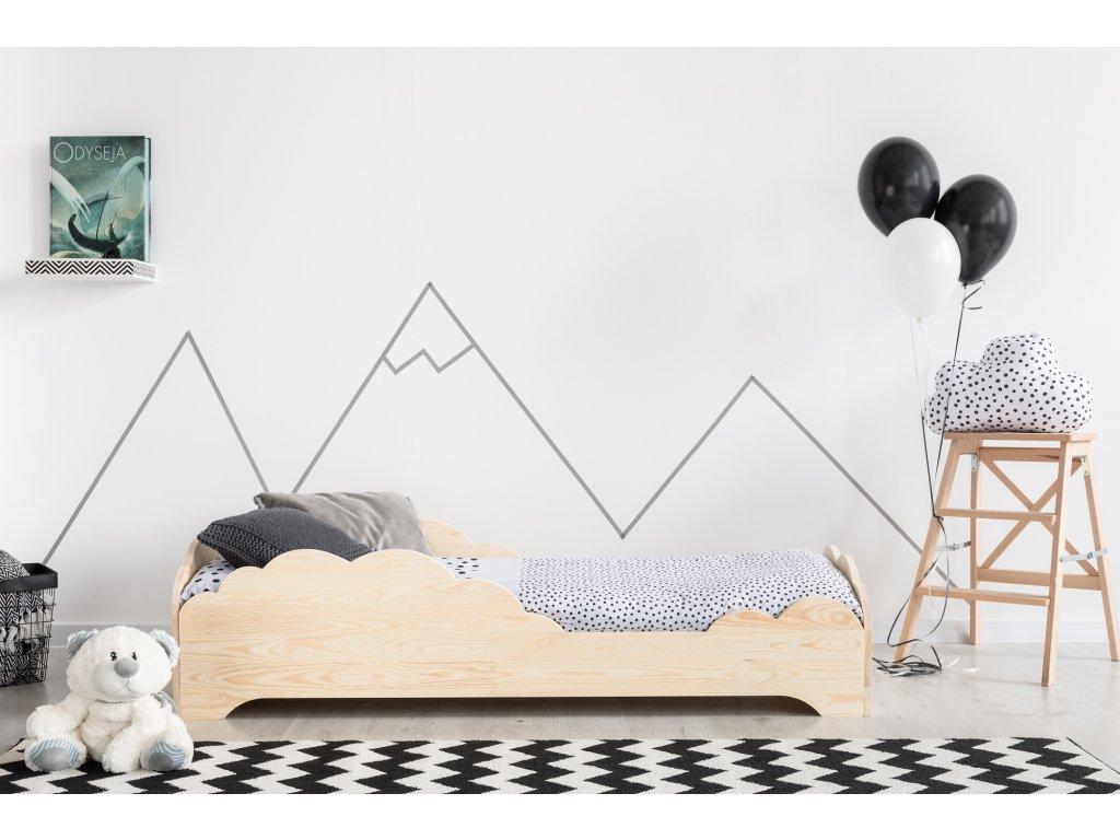 Dizajnová posteľ BOX 9