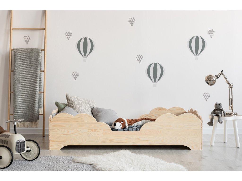 Dizajnová posteľ BOX 10