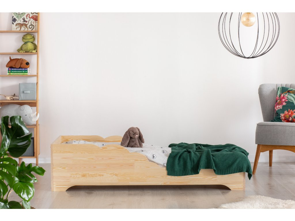 Dizajnová posteľ BOX 11