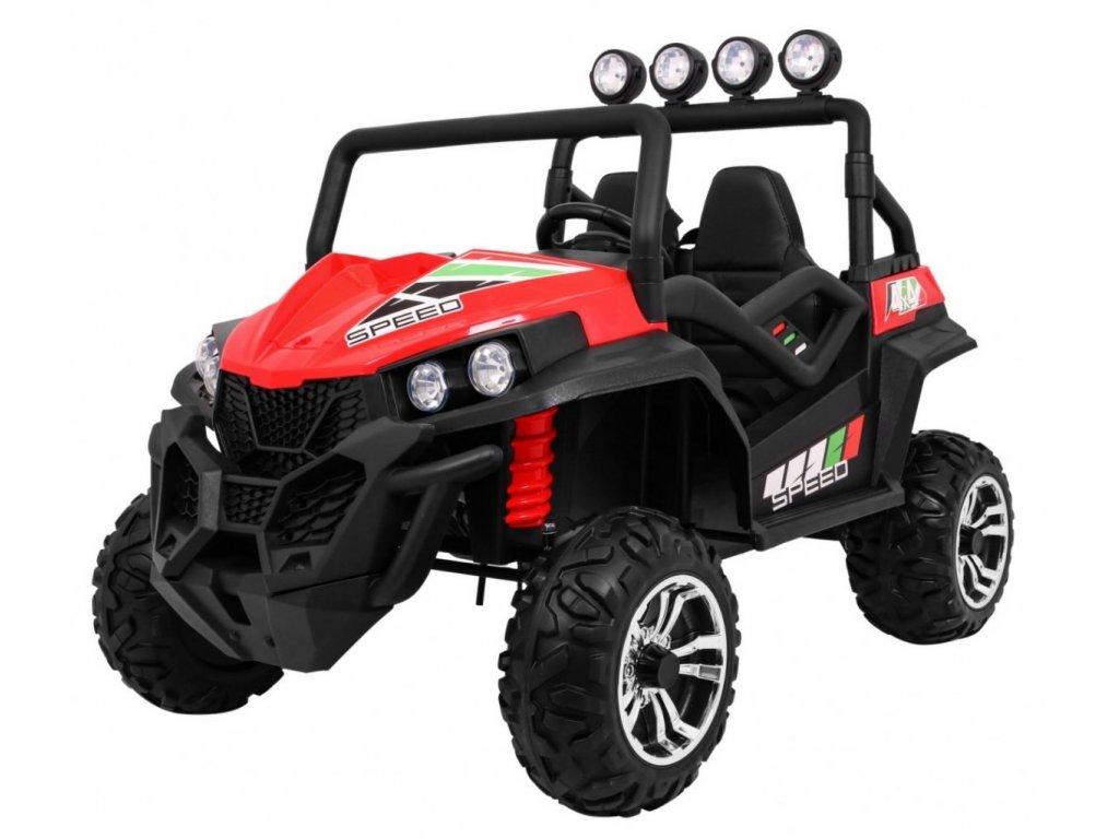 Elektrická Grand Buggy 4X4 LIFT Červená
