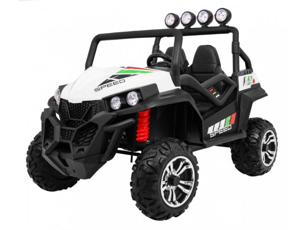 Elektrická Grand Buggy 4X4 LIFT Biela
