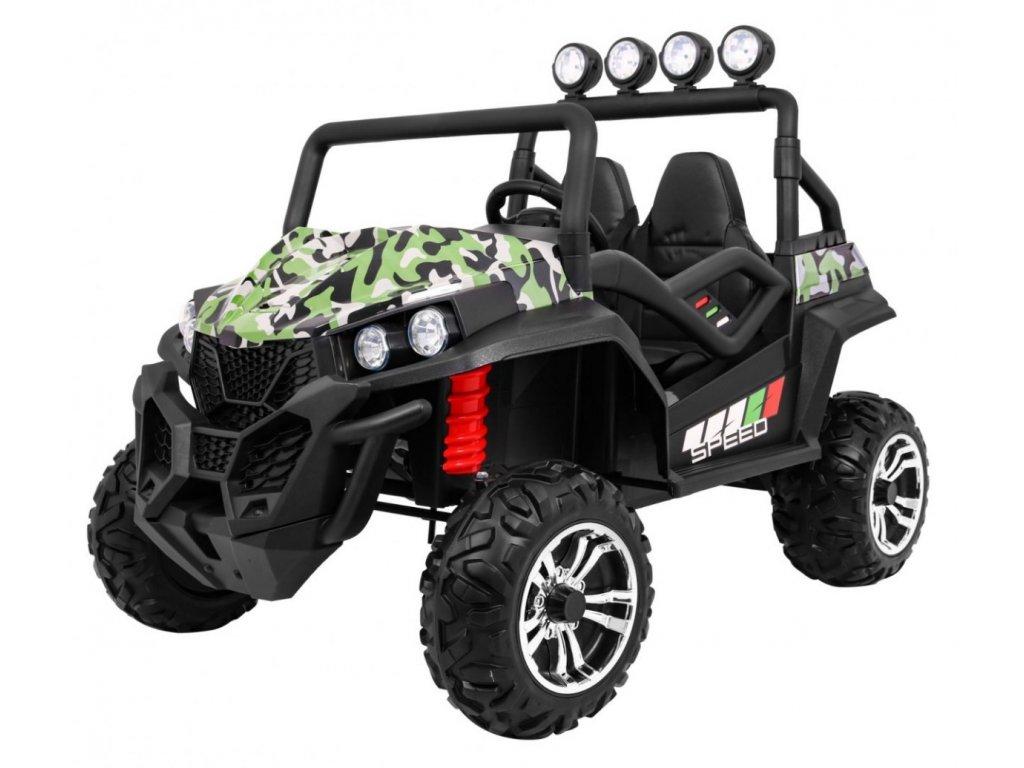 Elektrická Grand Buggy 4X4 LIFT Camo