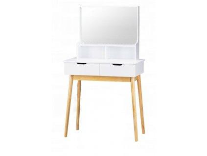 Kozmetický toaletný stolík Simple