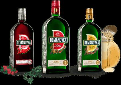 Demänovka likery