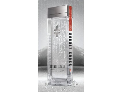 Vodka Double Cross Luxury 0,7l obj. 40%