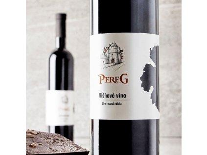 Visnove vino Pereg