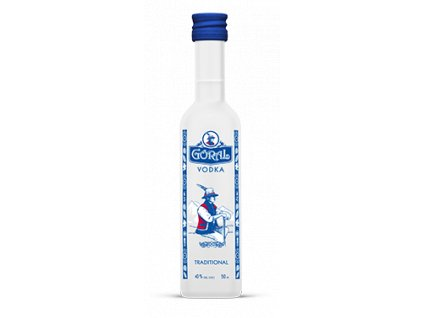 Goral vodka 40% 0,05l