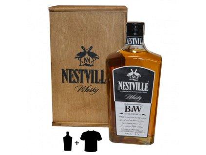 nestville B&W