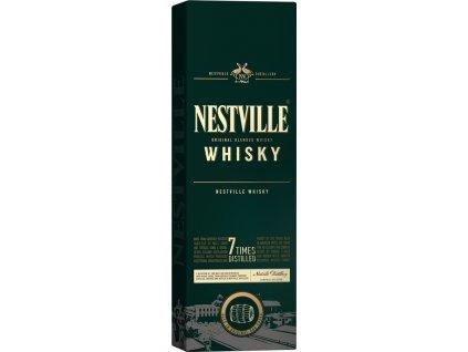 Nestville Whisky KOSHER blended 40% 0,7l v kartoniku