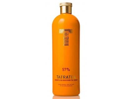 Tatratea 57% Rosehip & Sea Buckthorn Tea liqueur 0,7l