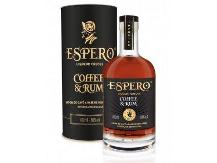 Espero Coffee and rum