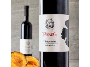 Švestkove vino Pereg