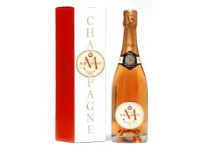 Montaudon Champagne Reserve Premiere Rosé