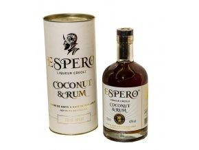Ron Espero Coconut a Rum