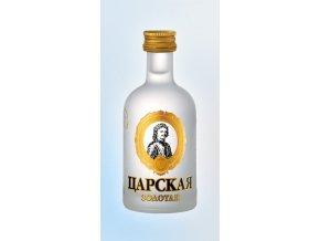 """Carská vodka """"Carskaja"""""""