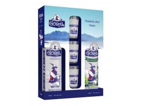 goral vodka goral borovicka 3 pohare 07l 40