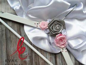 ramínko růžové
