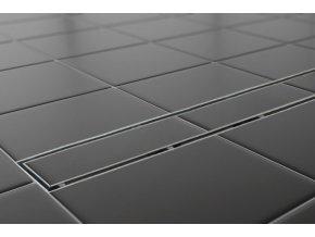 Sprchový podlahový žľab 50 cm - na dlažbu