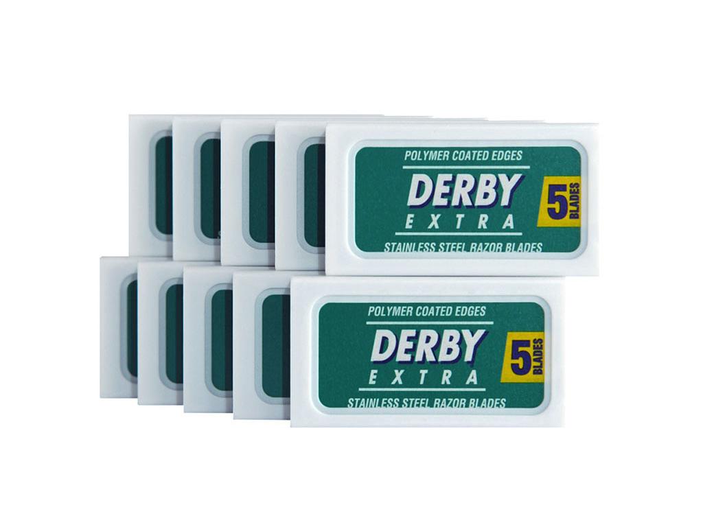 klasicke ziletky derby 50 ks