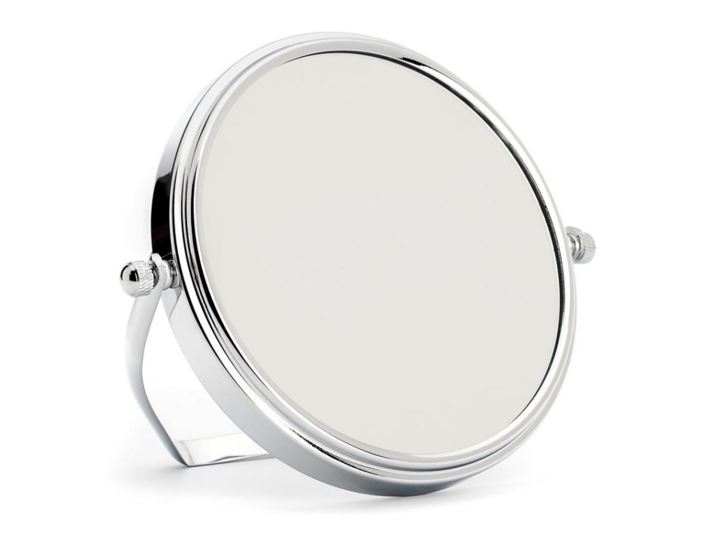Zrcadlo na holení Mühle se stojánkem, zvětšující 1x / 5x