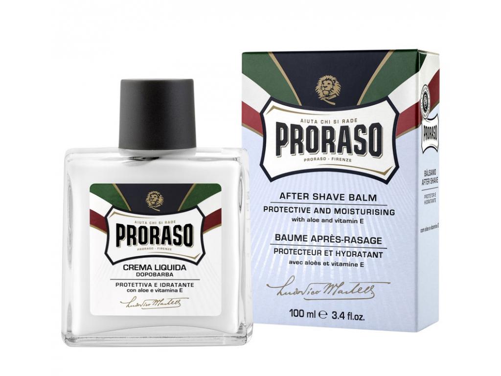Posilující a ochranný tekutý balzám po holení Proraso
