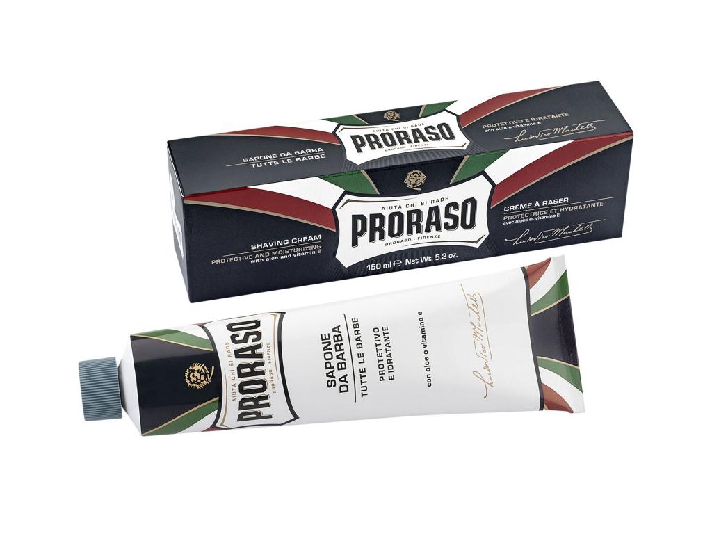 Posilující a ochranný krém na holení Proraso v tubě