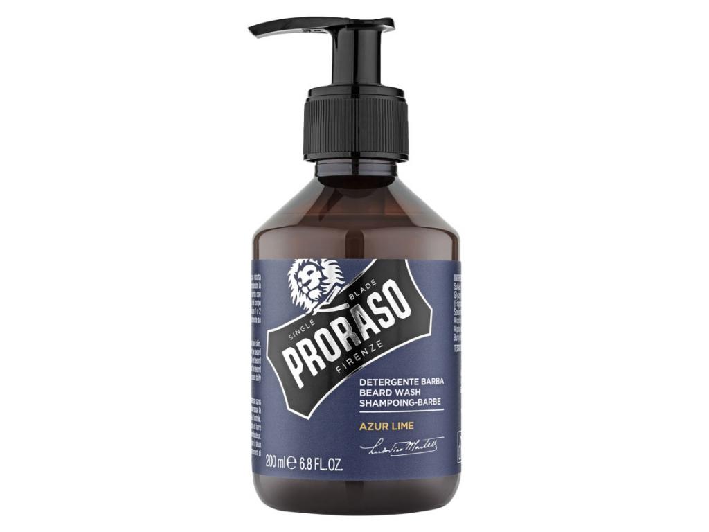 Šampón na vousy Proraso, Limetka