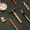 holici strojek muhle r89 gold traditional kovovy ziletka FOTO5