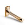 holici strojek muhle r89 gold traditional kovovy ziletka FOTO2