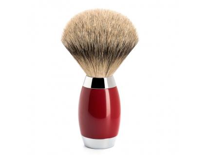luxusni holici stetka muhle edition urushi silvertip badger