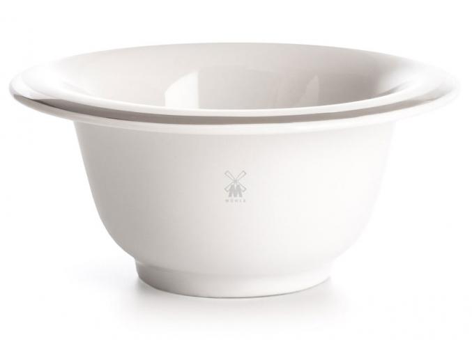 Miska na holení Mühle, bílý porcelán